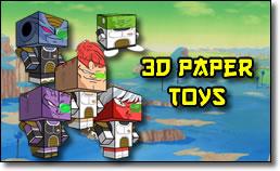 Categoria 3D Paper